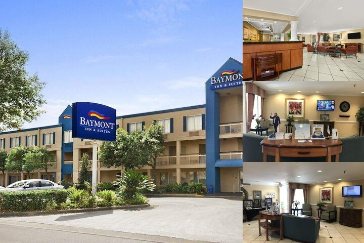 Baymont Inn & Suites Gainesville photo collage