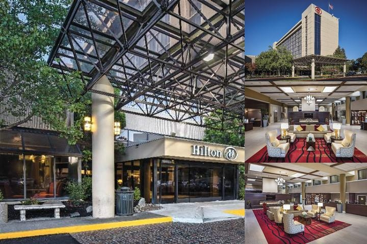 Hilton Sacramento Arden West photo collage