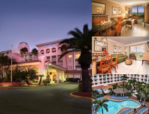Palm Beach Shores Resort & Vacation Village photo collage