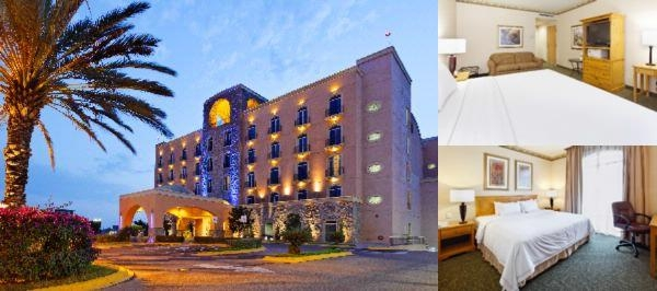 Holiday Inn Express Guanajuato photo collage