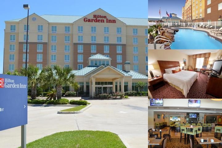 Hilton Garden Inn Houston Energy Corridor photo collage