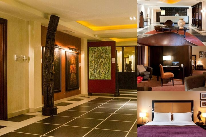 The Moorhouse Ikoyi Lagos a Mgallery Collection photo collage