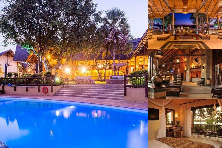 David Livingstone Safari Lodge & Spa photo collage