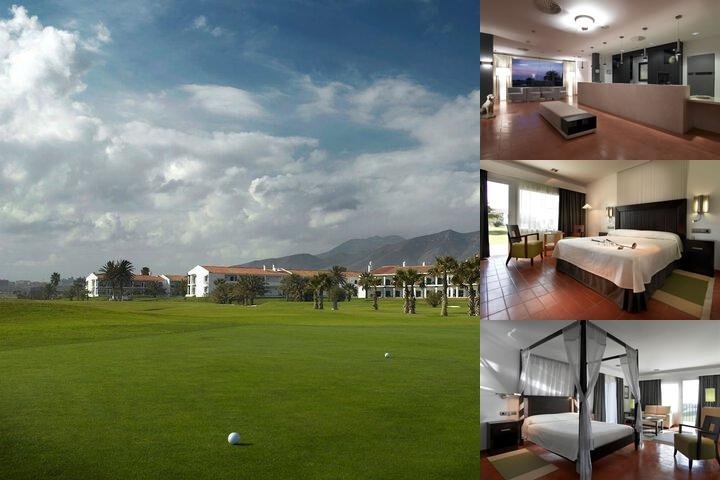 Parador De Malaga Golf photo collage