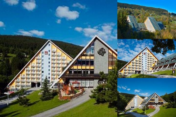 Clarion Hotel Spindleruv Mlyn photo collage