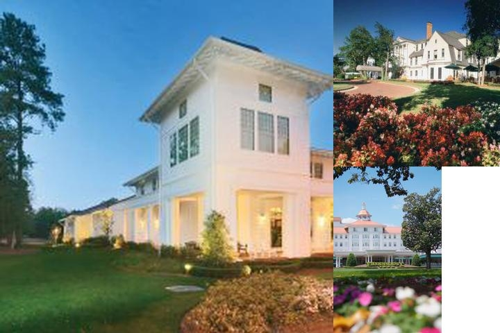 Pinehurst Resort photo collage