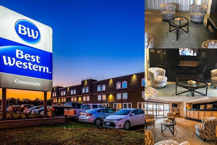 Best Western Crossroads Motor Inn photo collage