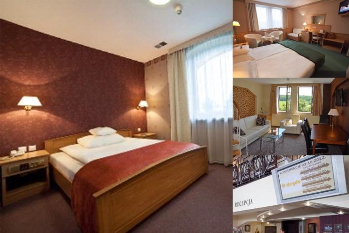 Witek Hotel & Conference Centre photo collage