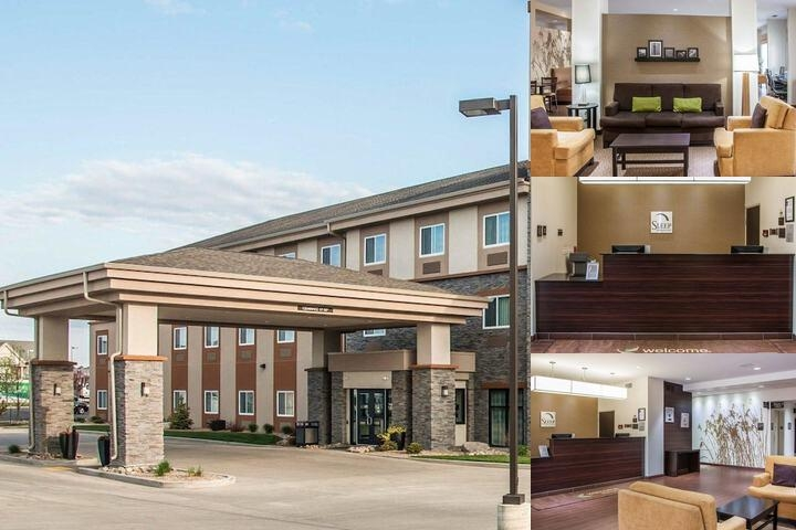 Sleep Inn & Suites Bismarck photo collage