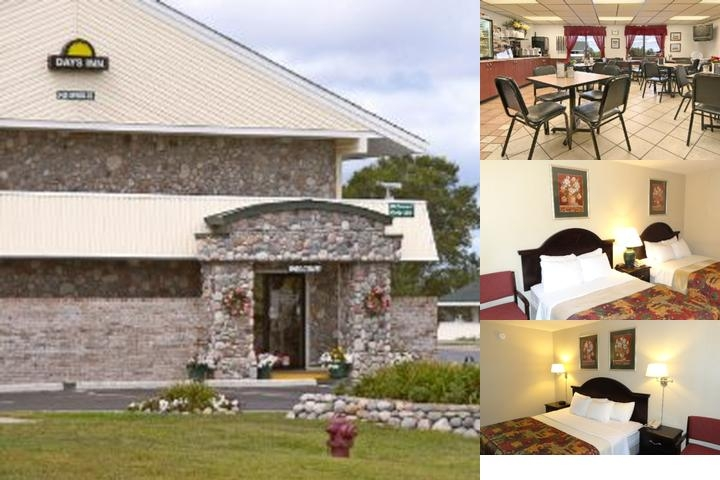 At Michigan Inn & Lodge photo collage