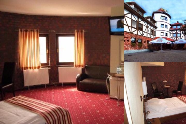 Amadeus Hotel photo collage