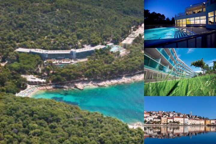Losinj Hotels & Villas photo collage