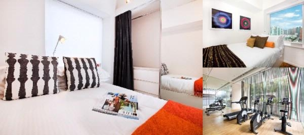 Ovolo West Kowloon photo collage