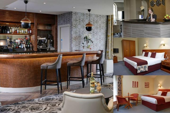 Best Western Banbury House Hotel photo collage
