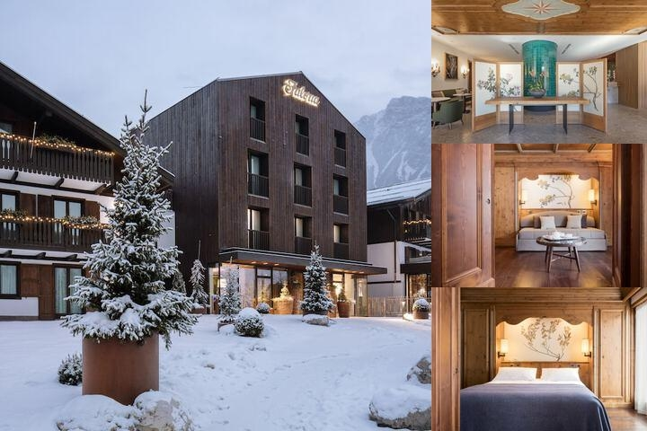 Park Hotel Faloria photo collage