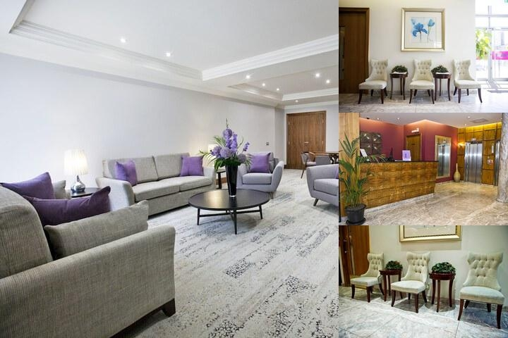 Sanctum International Serviced Apartments photo collage