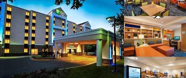 Holiday Inn Express Germantown photo collage