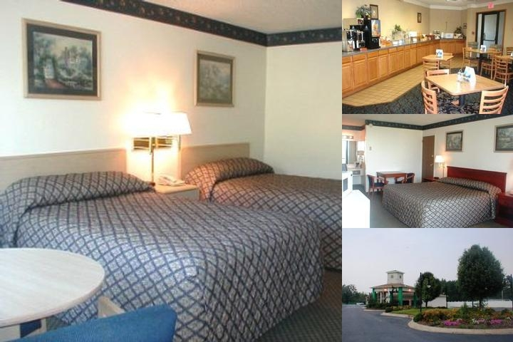 Quality Inn Arkadelphia / Caddo Valley photo collage