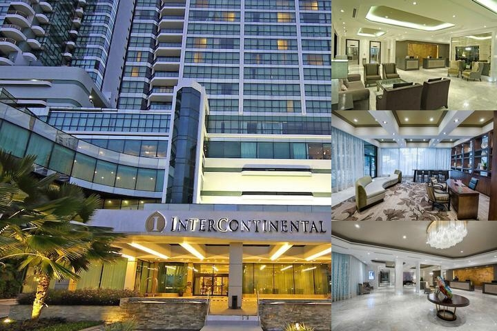 Intercontinental Miramar Panama photo collage