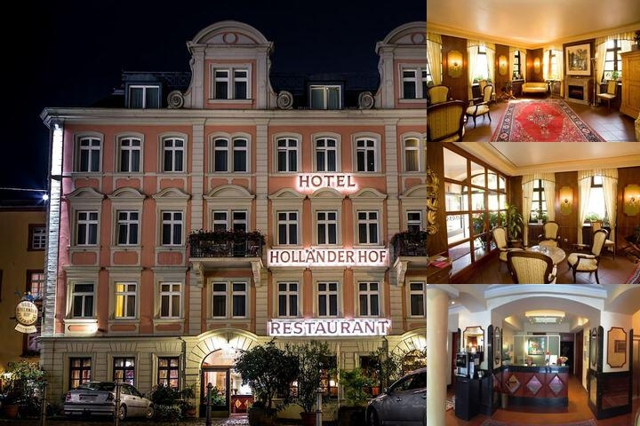 City Partner Hotel Hollaender photo collage