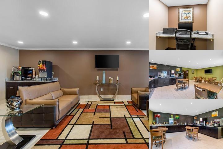Comfort Inn Dahlgren photo collage