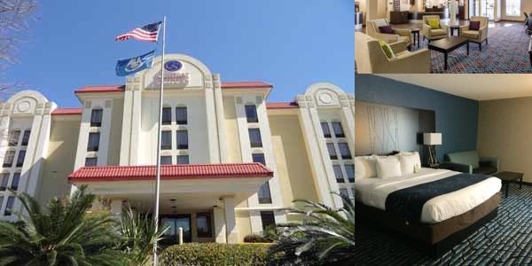 Comfort Suites University Baton Rouge photo collage