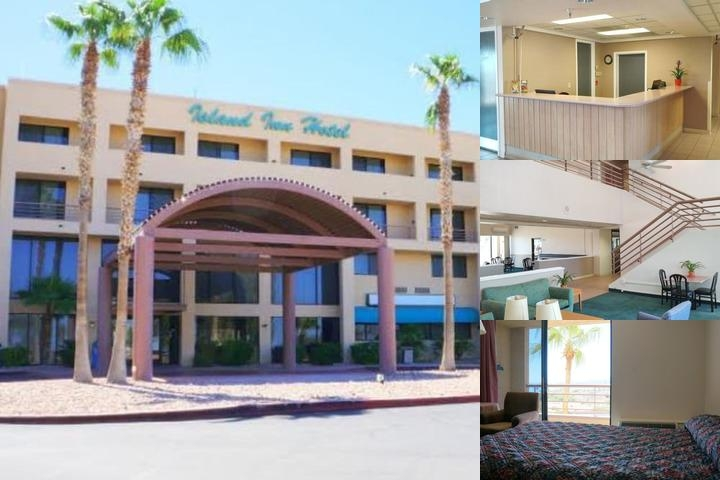 Island Inn Hotel photo collage