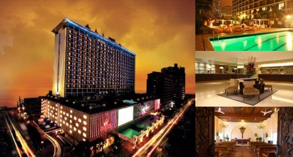Manila Pavilion Hotel & Casino photo collage
