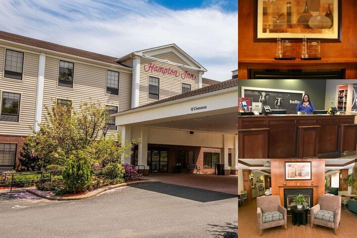 Hampton Inn Hadley photo collage
