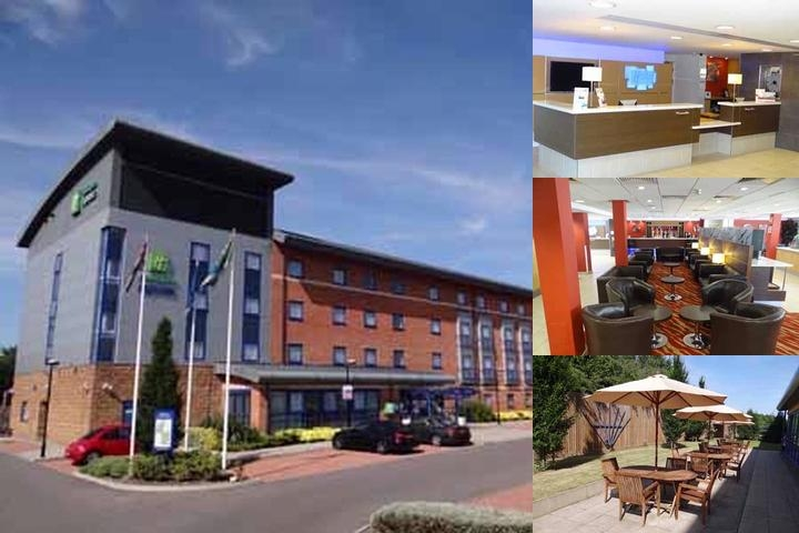 Holiday Inn Express Banbury photo collage