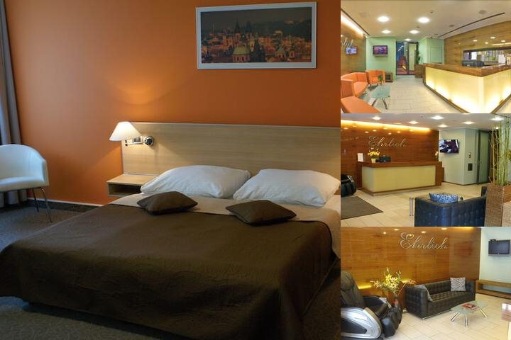 Hotel Ehrlich photo collage