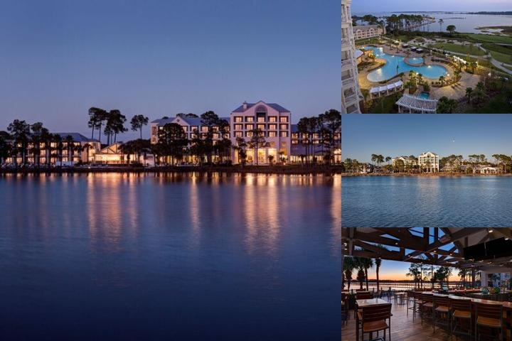 Sheraton Bay Point Resort photo collage