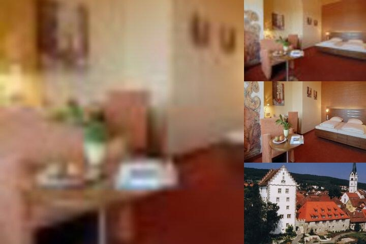 Mindnesshotel Bischofschloss photo collage