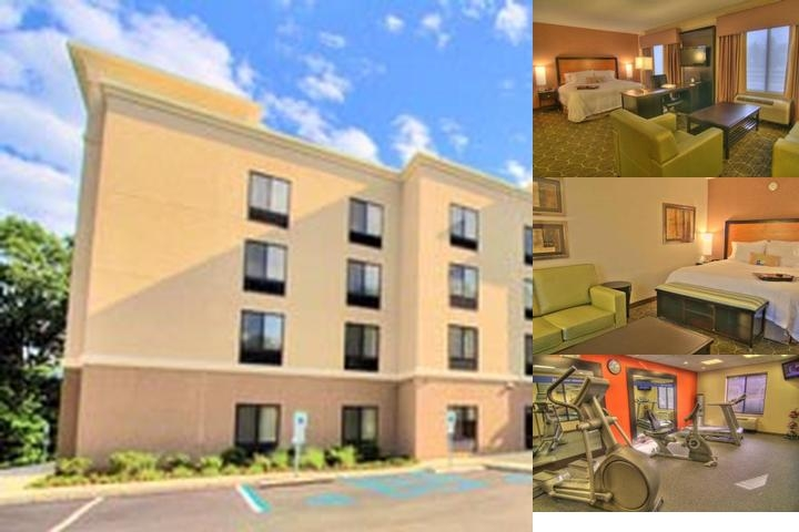 Hampton Inn & Suites Parsippany North photo collage