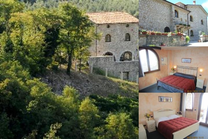 Villa San Giorgio photo collage