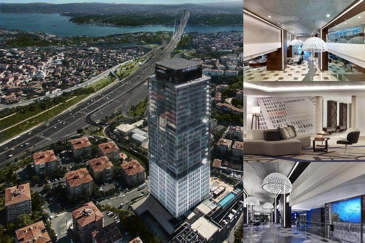 Le Meridien Istanbul Etiler photo collage