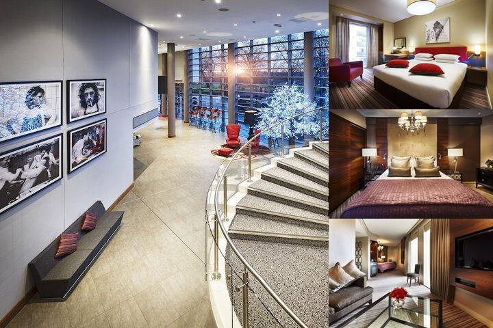 Hotel La Tour photo collage