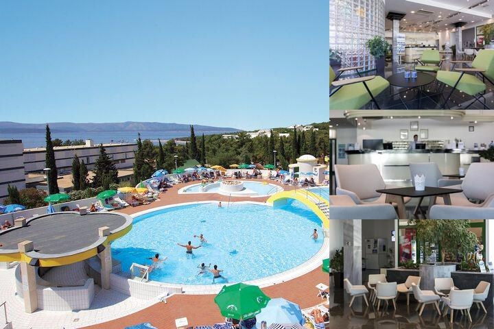 Bluesun Hotel Bonaca All Inclusive photo collage