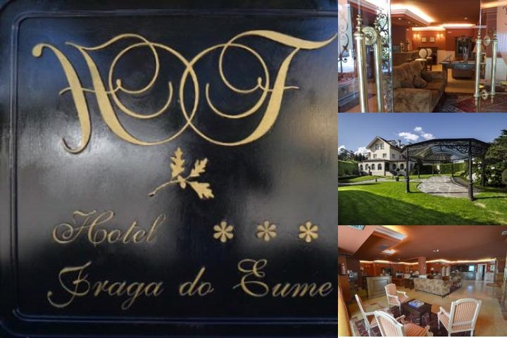 Hotel Fraga Do Eume photo collage