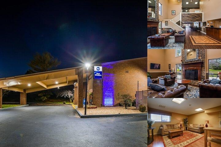 Best Western Shelbyville Lodge photo collage