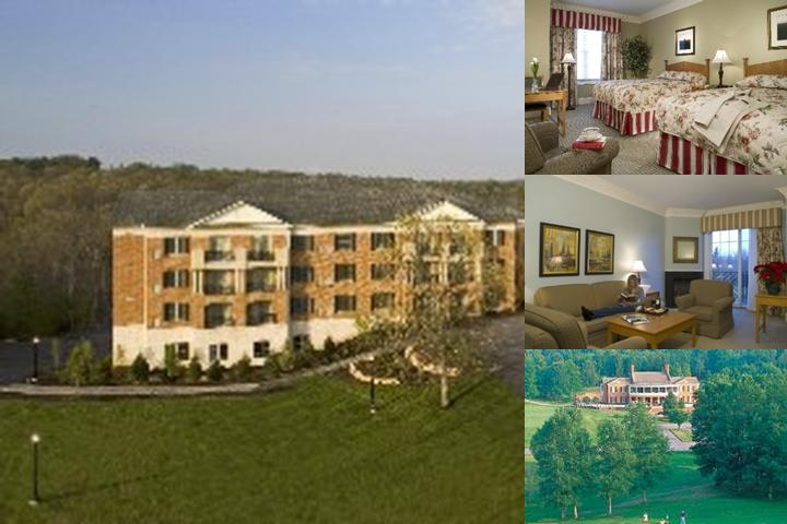 The Resort at Glade Springs Oak Lane Villas photo collage