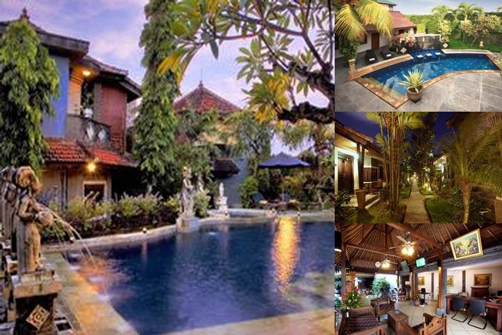 Putu Bali Villa & Spa photo collage