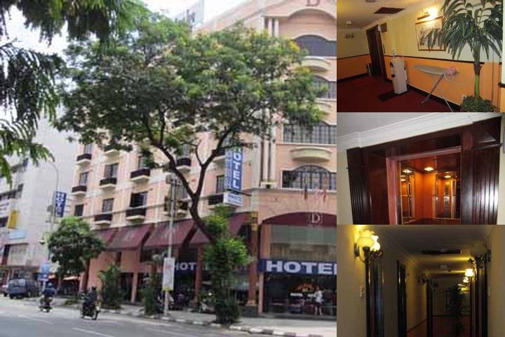 Hotel Macktz Comfort Inn photo collage