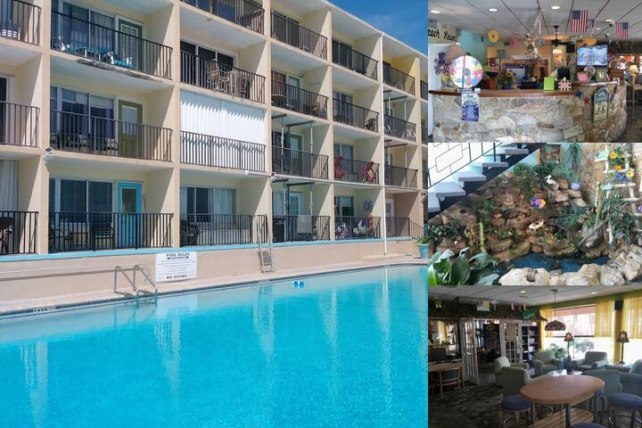 Daytona Inn Beach Resort photo collage
