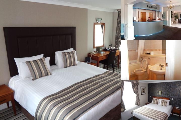 Smart Aston Court Hotel photo collage