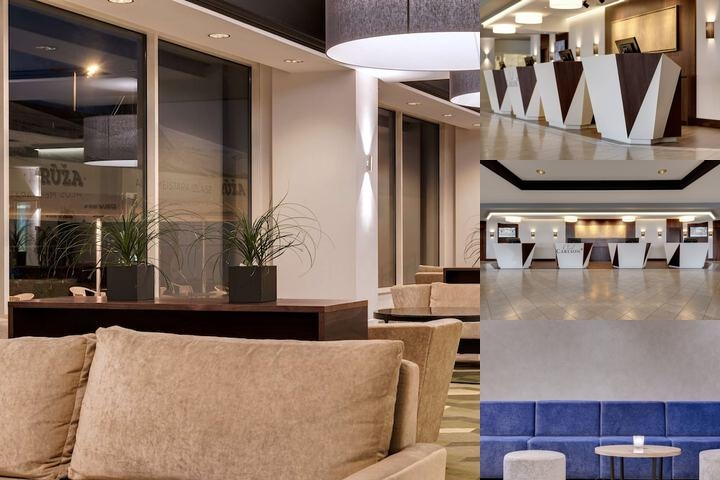 Radisson Blu Daugava Hotel photo collage