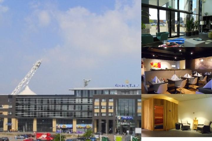 Golden Tulip Parkstad Zuid Limburg photo collage