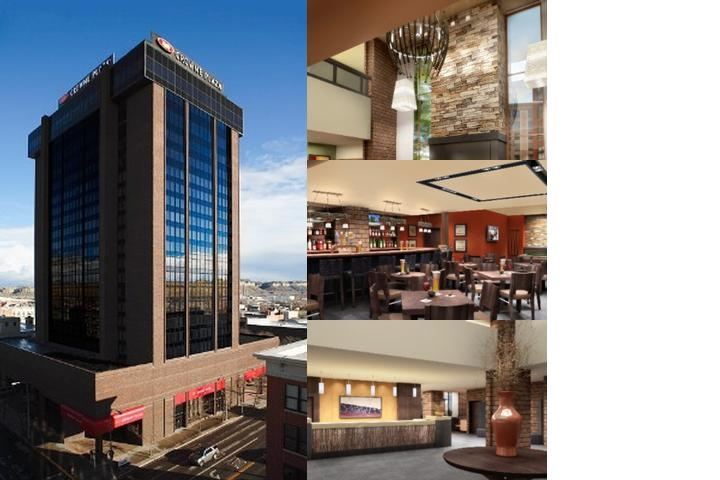 Doubletree by Hilton Hotel Billings photo collage