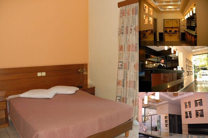 Vienna Hotel photo collage
