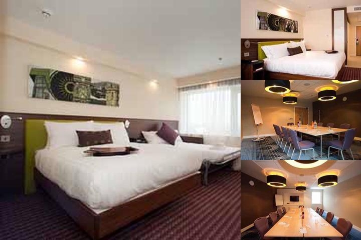 Hampton by Hilton Derby photo collage